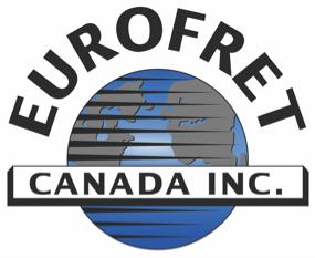 Eurofret Inc Small Parcels/Petit Colis Logo